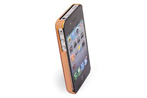 gold iphone,золотой айфон,золотой чехол,самый дорогой iPhone5
