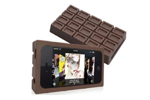 Chocolate-Style-Silicone-Case