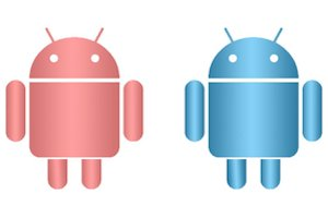 red-blue-android