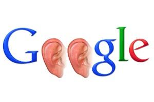 гугл подслушивает